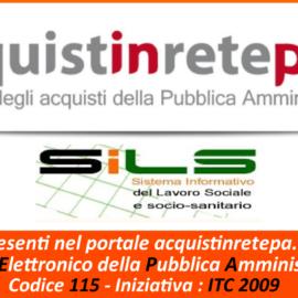 S.I.L.S. Cartella Sociale presente in MePA